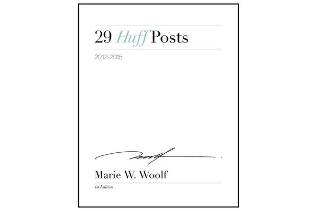 E-book:    29 HuffPosts, by Marie Woolf (.epub)