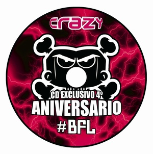 CD 4º ANNIVERSARY BFL RECORDS