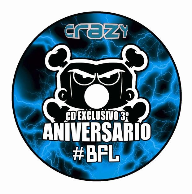 CD 3º ANIVERSARIO BUMPING FOR LIFE RECORDS