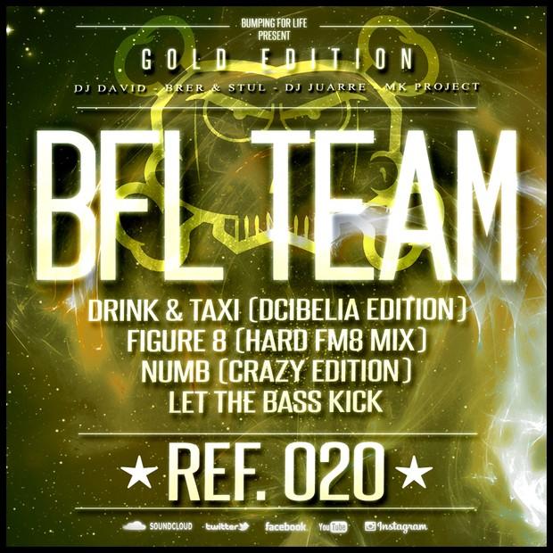 REF020 BFL TEAM - GOLD EDITION VOL. 1