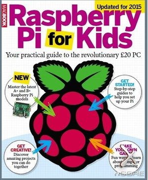 The Raspberry Pi for kids - 2015