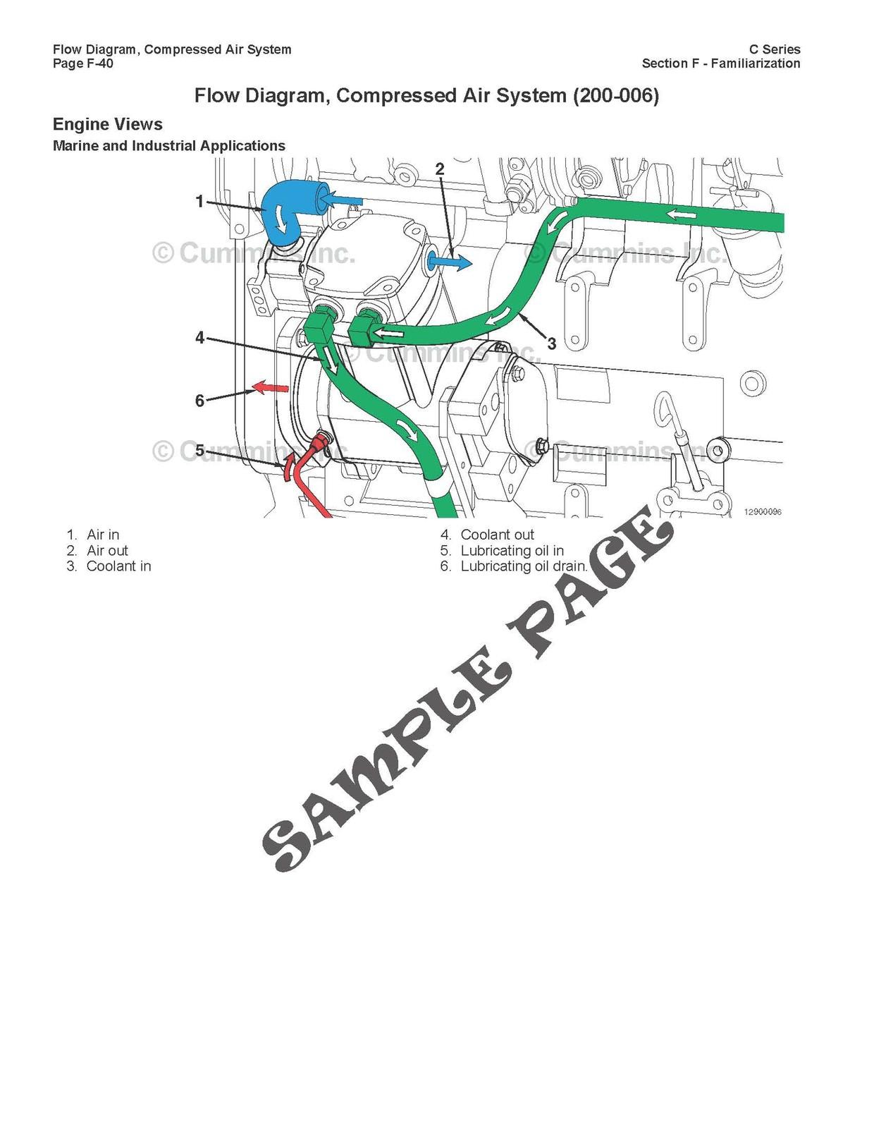 [DIAGRAM] Cummins Engine Isl Wiring Diagram Manual Spanish