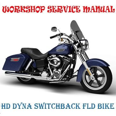 Harley Davidson Dyna Switchback Fld Bike 2012 2016 Wor Marvelstar2010