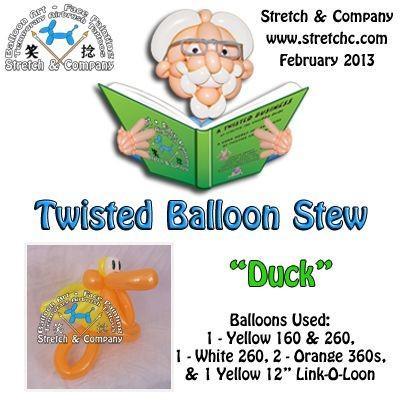 Duck - Twisted Balloon Stew