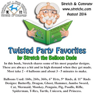 Twisted Party Favorites