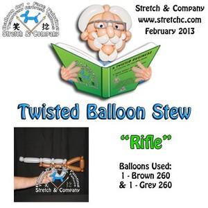 Rifle - Twisted Balloon Stew