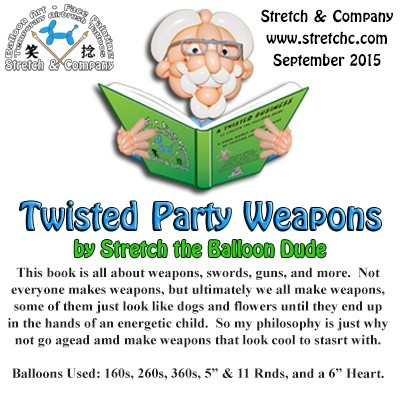 Twisted Party Weapons