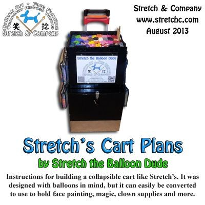 Stretch's Cart