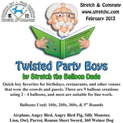 Twisted Party Boys