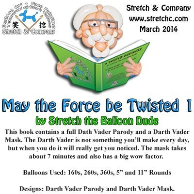May the Force be Twisted 1
