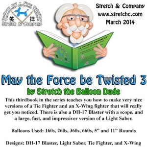 May the Force be Twisted 3