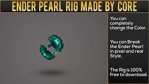 Ender Pearl Rig