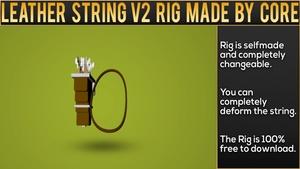 Leather String Rig v.2 [NEW]