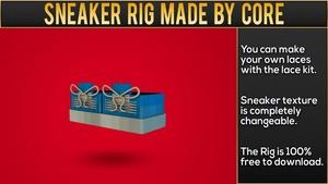 Sneaker Rig