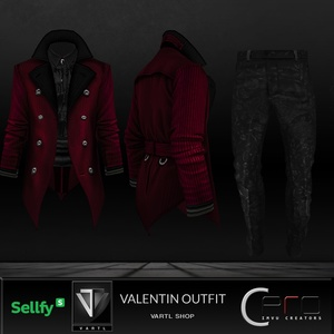 VT VALENTIN OUTFIT