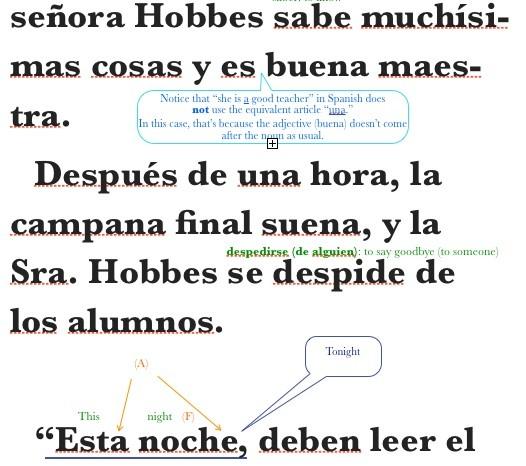 Totally InTense Spanish Book 1: Las Pastillas de Oro - iBooks