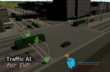 Traffic AI for EVP (Not maintained)