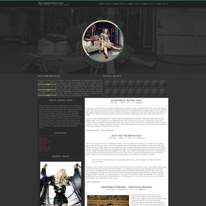 Circle Wordpress Theme