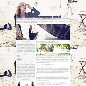Rebel Light Wordpress Theme