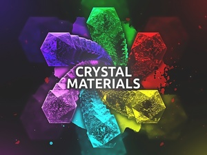 Ex. Crystal Materials