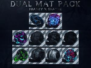 Dual Mat Pack ft. Shayne