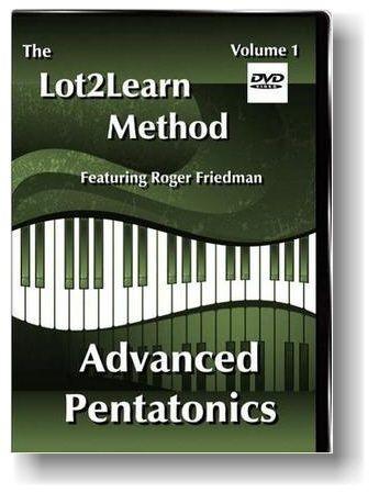 Advanced Pentatonics DVD - MP4 Version