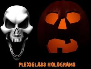 Scary Screens Halloween Holograms