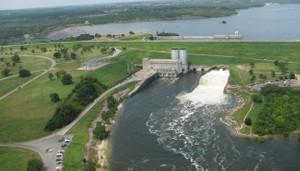 Denison Dam -Taming the Raging Red