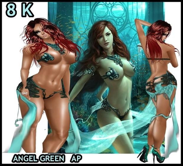 ANGEL GREEN AP FILE