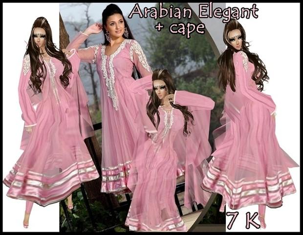 ARABIAN ROSE FILE