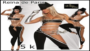 FILE REINA DE PARIS