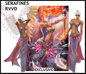 SERAFINES ANGELS FILE