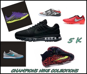 FILE CHAMPIONS NIKE COLECTIONS