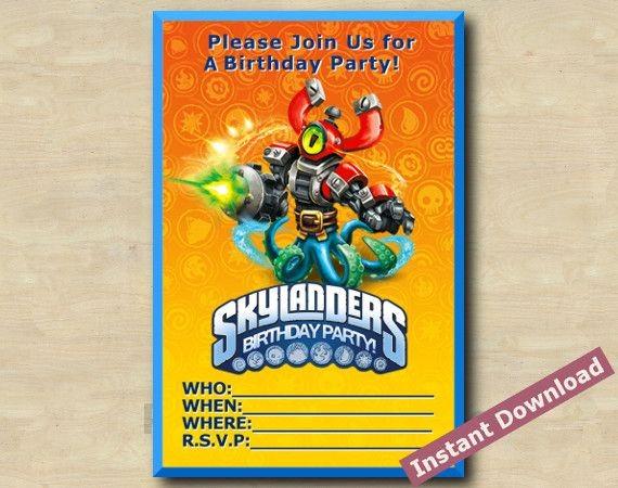 Skylanders invitation (02)