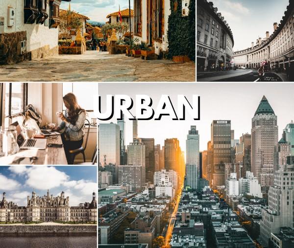 URBAN PRESET PACK 2020