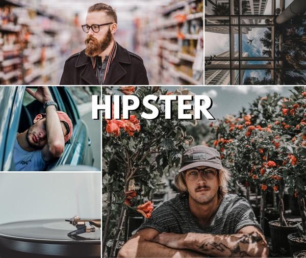 HIPSTER PRESET PACK 2020