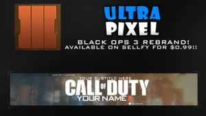 Black Ops 3 Re-Brand!