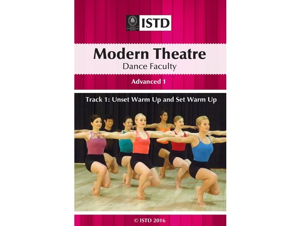 ISTD Modern Theatre Advanced 1 - Track 1: Unset Warm Up and Set Warm Up