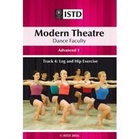 Modern Theatre Advanced 1 - Track 4: Leg & Hip Exercise