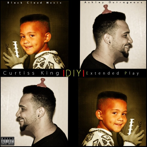 Curtiss King - D.I.Y. (EP) (2012)