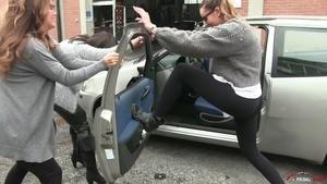 339 : Punishment of the Boss car - The destruction