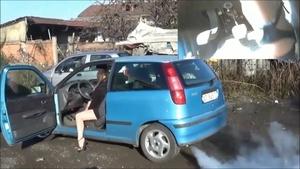 026 : Extreme revving with a Fiat Punto 16 V