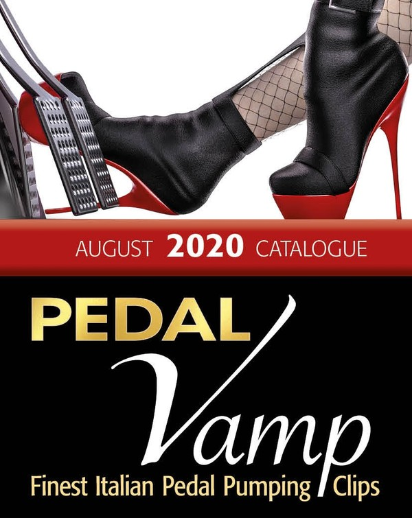 Pedal Vamp Catalogue - August 2020 | 1st edition