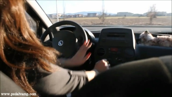 034 : Driving reverse and driving fast
