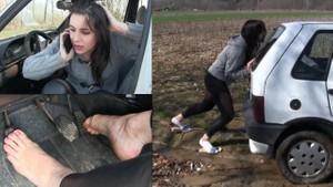 377 : The country muddy veterinary - Starring Miss Iris