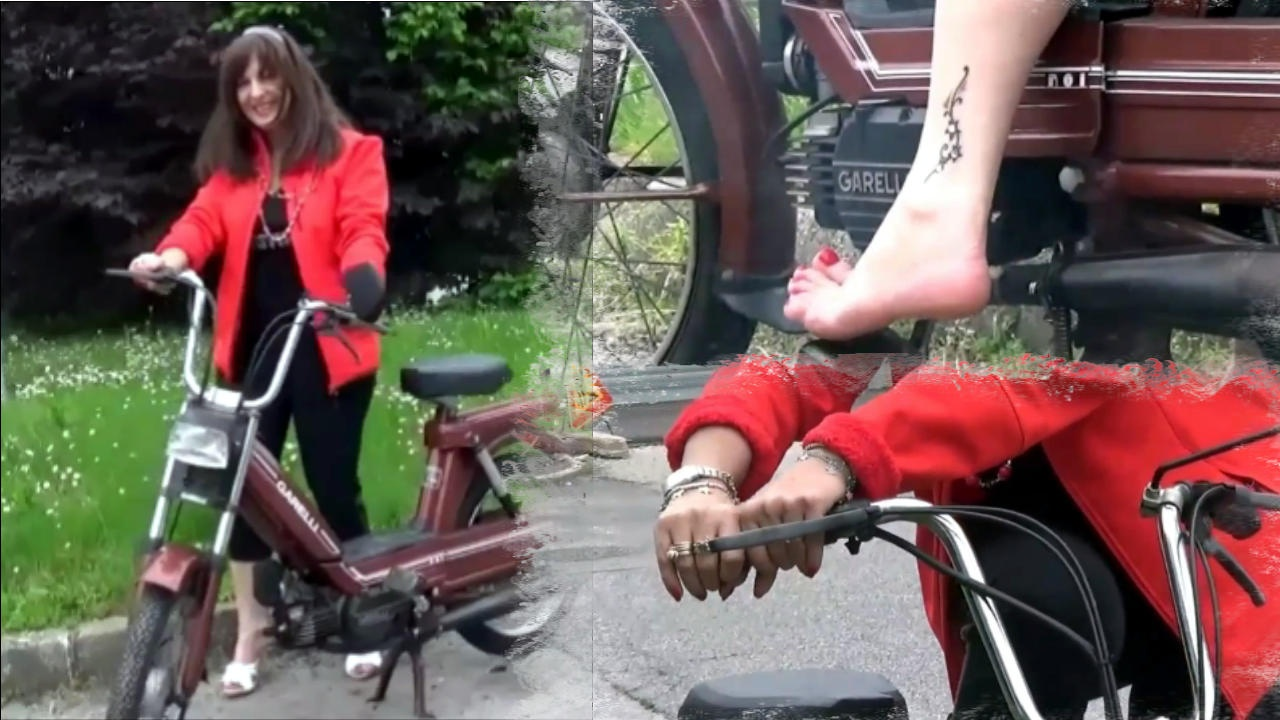 006 : Revving and cranking in the woods - Pedal Vamp