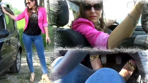 058 Miss Iris lunchtime drive reverse