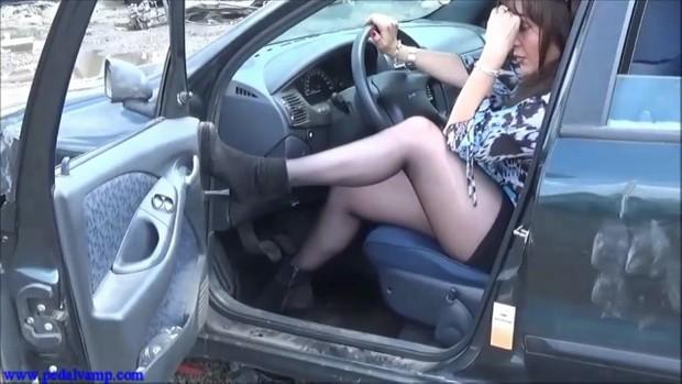 061 Vicky et la Fiat Marea ... de merde !!