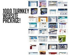 1000+ turnkey websites for sale with resell rights