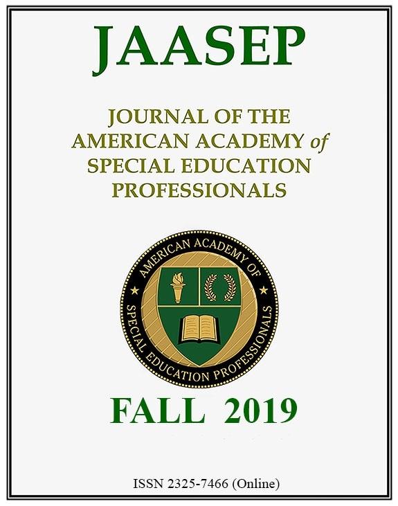 JAAASEP FALL 2019